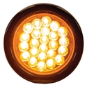 4 Inch Round LED Recessed Strobe Light