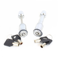 "2 1/2"" Span Coupler & Receiver Lock Set"