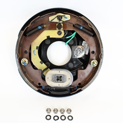 "10"" Electric Brake Left Hand Assembly"