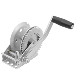 1,300 lb. Single Speed Hand Winch