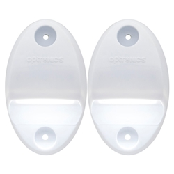 LED Exterior Step/Area Light Pair