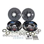 "Dexter 6-5.5"" Bolt Circle 5,200 lbs. Trailer Axle Electric Brake Kit"